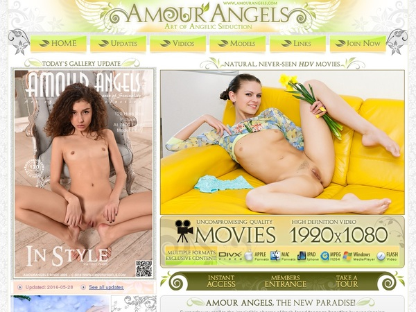 Amour Angels Member Discount