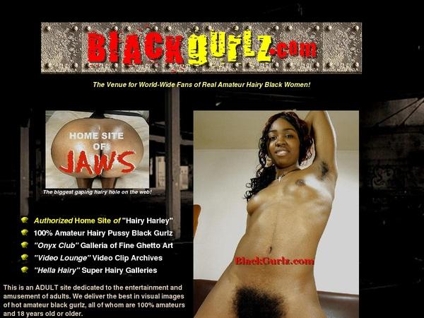 Black Gurlz With Yen