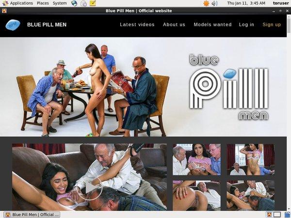 Bluepillmcom Pay Site