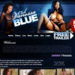 Club Vanessa Blue Punishment