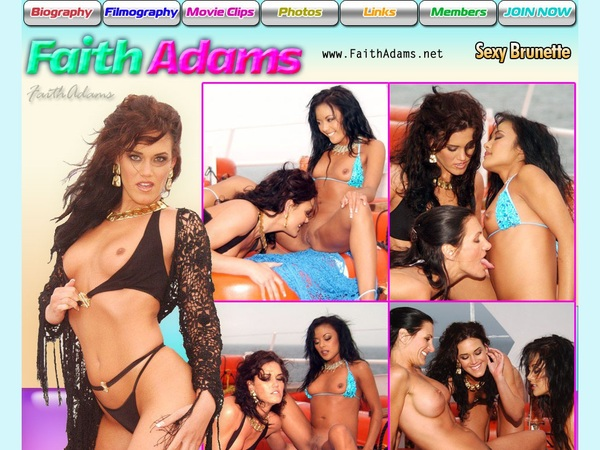Faithadams.net Free Entry