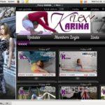 Flexy Karina Free Scene