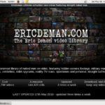 Free Ericdeman.com Porn