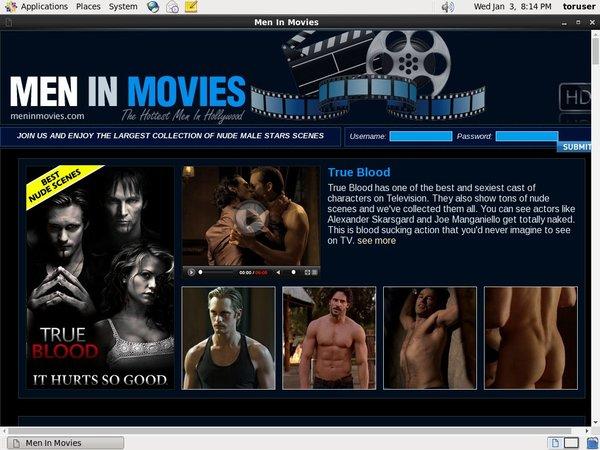Men In Movies Password Dump