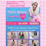 Plastic Mommy Mit Bankkarte