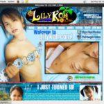 Porn Lily Koh