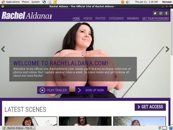 Rachelaldana Gratis Password