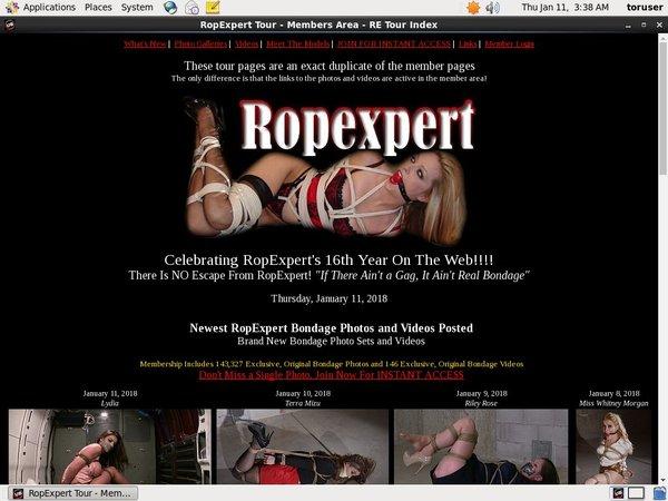 Ropexpert Betalen