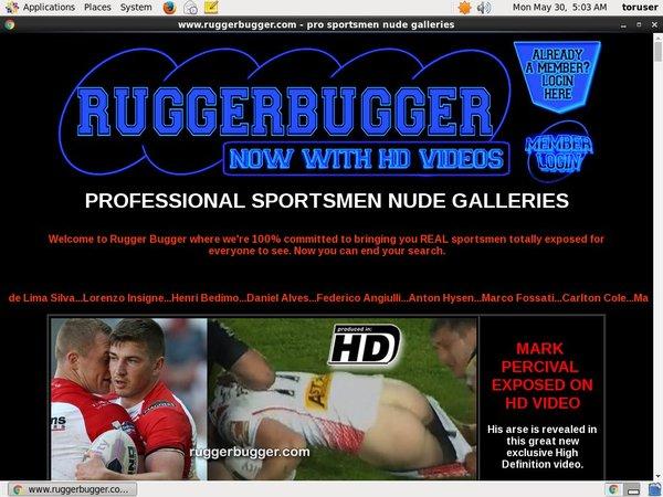 Rugger Bugger Dvd