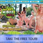 Secret Nudist Girls Scenes