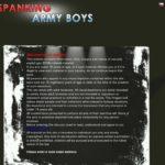 Spanking Army Boys Free Premium