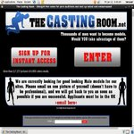 The Casting Room Wachtwoord