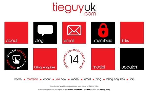 Tie Guy UK Logins Free