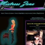 Mistress Zena Password Login
