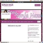 Sexy Sonja Haze Member Access