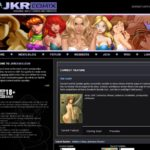 Daily Jkr Comix Accounts
