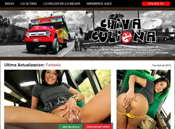 Free Chivaculiona.com Account