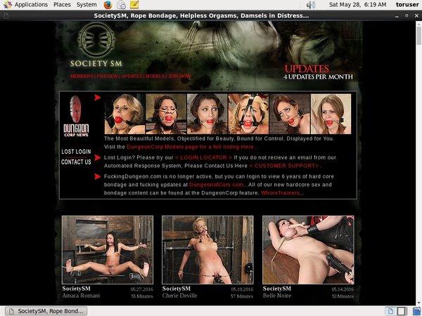 Societysm.com Pw
