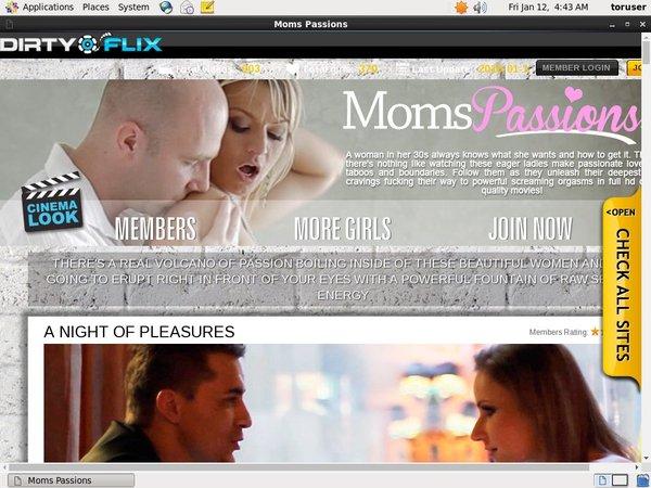 Free Momspassions.com User