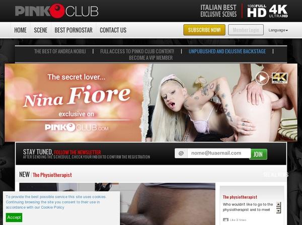 Pinkoclub.com Descuento