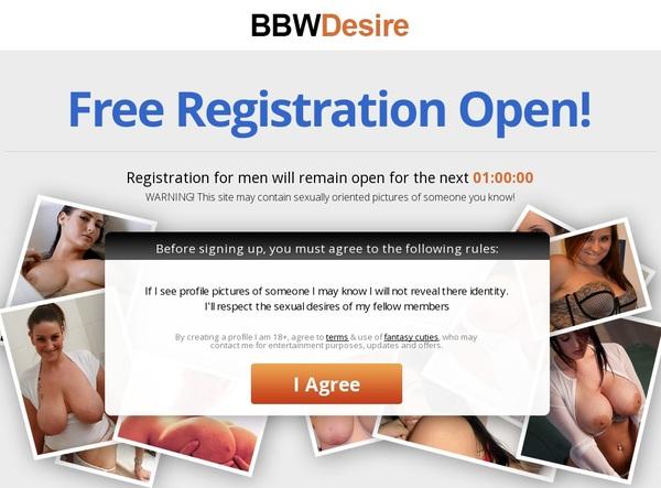 Bbwdesire.com Price