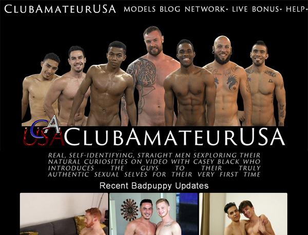 Club Amateur USA Live