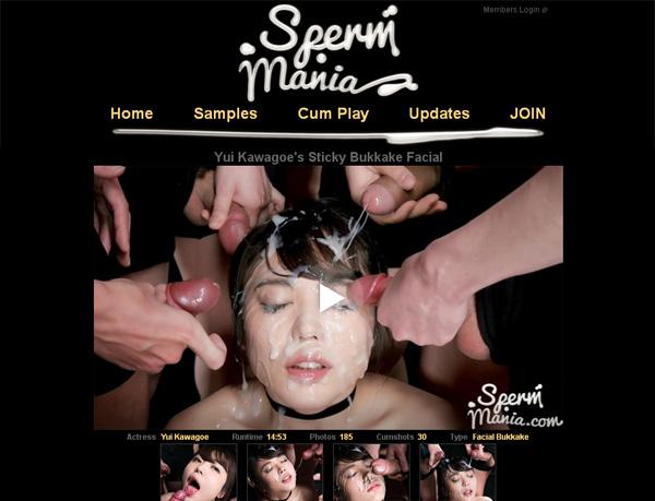 Spermmania.com Special Deal