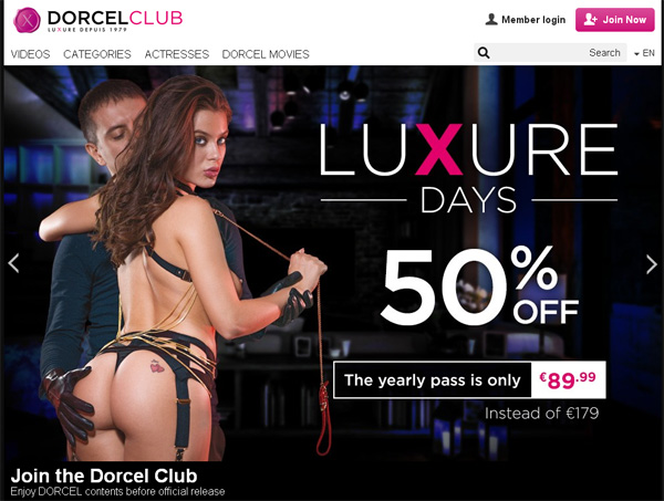 Free Access To Dorcelclub