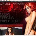 Free Porn TS Domino Presley