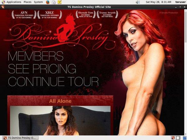 TS Domino Presley Free Acc